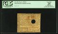 Colonial Notes:Massachusetts, Massachusetts May 5, 1780 $3 PCGS Apparent Very Fine 25.. ...