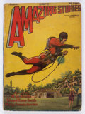 Pulps:Science Fiction, Amazing Stories V3#5 (Ziff-Davis, 1928) Condition: FR/GD....