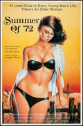"""Movie Posters:Adult, Summer of '72 & Other Lot (Caballero Control, 1987). One Sheets (90) (27"""" X 41"""") Flat Folded. Adult.. ... (Total: 90 Items)"""