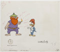 "Animation Art:Production Cel, ""Coo Coo Nuts"" Animation Production Cel and Clean-Up DrawingOriginal Art, Group of 4 (Walter Lantz Productions, 1970). Here...(Total: 5 Items)"