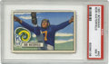 Football Cards:Singles (1950-1959), 1951 Bowman Football Bob Waterfield #40 PSA NM 7. The NFL's first rookie to be named the league's MVP, HOFer Bob Waterfield...