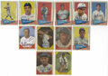 Autographs:Sports Cards, 1960-61 Fleer Signed Baseball Cards Group Lot of 21. Fantastic group of signed cards from the Fleer baseball sets issued in...