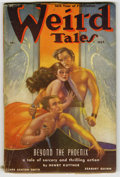 Pulps:Horror, Weird Tales (Pulp) Group (Popular Fiction, 1938-42) Condition:Average VG+ 4.5. Includes issues from October, 1938; December...(Total: 10 Items)