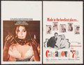 """Movie Posters:Foreign, Ghosts-Italian Style & Other Lot (MGM, 1968). Window Cards (2) (14"""" X 22""""). Foreign.. ... (Total: 2 Items)"""