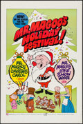 "Movie Posters:Animation, Mr. Magoo's Holiday Festival & Others Lot (UPA, 1970). OneSheets (3) (24.75"" X 37.75"", 27"" X 41""). Animation.. ... (Total: 3Items)"