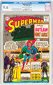 Superman #179 (DC, 1965) CGC NM+ 9.6 Cream to off-white pages