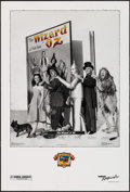 "Movie Posters:Fantasy, The Wizard of Oz (MGM/UA, R-1989). 50th Anniversary One Sheet (27"" X 40""). Fantasy.. ..."