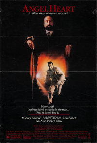 """Angel Heart & Other Lot (Tri-Star, 1987). One Sheets (2) (27"""" X 40"""" & 27"""" X 41"""") SS..."""