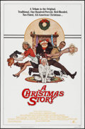 """Movie Posters:Comedy, A Christmas Story (MGM, 1983). One Sheet (27"""" X 41""""). Comedy.. ..."""
