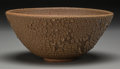 Ceramics & Porcelain, American:Contemporary   (1950 to present)  , Harding Black (American, 1912-2004). Bowl, 1974. Stoneware with lava glaze. 3-1/2 inches high x 8 inches diameter (8.9 x...