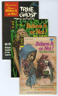 Bronze Age (1970-1979):Horror, Ripley's Believe It Or Not Bronze Age File Copies Box Lot (GoldKey, 1969-76) Condition: Average VF. A fabulous collection o...