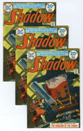 Bronze Age (1970-1979):Miscellaneous, The Shadow #3 Multiple Copies Group (DC, 1974) Condition: AverageVF. Fifteen copies of issue #3, with cover and art by Mike...(Total: 15)
