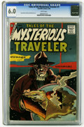 Silver Age (1956-1969):Horror, Tales of the Mysterious Traveler #7 (Charlton, 1958) CGC FN 6.0White pages. Art by Steve Ditko and Rocco Mastroserio. Overs...