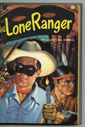 Golden Age (1938-1955):Western, The Lone Ranger #37-48 Bound Volume (Dell, 1951-52). These areWestern Publishing file copies that have been trimmed and bou...
