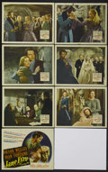 """Movie Posters:Romance, Jane Eyre (20th Century Fox, 1944). Title Lobby Card (11"""" X 14"""") and Lobby Cards (6) (11"""" X 14""""). John Houseman and Aldous H... (Total: 7 Items)"""