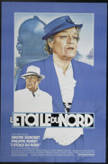 "Movie Posters:Crime, L'Étoile du Nord (United Artists Classics, 1983). One Sheet (27"" X41""). French star Simone Signoret co-stars with Philippe ..."
