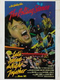 "Movie Posters:Rock and Roll, Let's Spend the Night Together (Embassy Pictures, 1983). Poster (30"" X 40""). Originally titled ""Time Is On My Side,"" directo..."