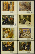 """Movie Posters:Drama, The Little Princess (20th Century Fox, 1939). Lobby Card Set of 8 (11"""" X 14""""). Shirley Temple was 11 when she asked to film ... (Total: 8 Items)"""