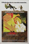 """Movie Posters:Western, Macho Callahan (AVCO Embassy Pictures, 1970). One Sheet (27"""" X 41""""). Although it's anything but a mainstream Western, this C..."""