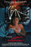 """Movie Posters:Horror, A Nightmare on Elm St. (New Line, 1984). One Sheet (27"""" X 41""""). Wes Craven's progenitor of the teen slasher genre is notable..."""