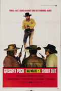 "Movie Posters:Western, Shoot Out (Universal, 1971). One Sheet (27"" X 41""). ""True Grit"" director Henry Hathaway tries his hand at another Western wi..."