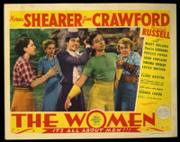 """The Women (MGM, 1939). Lobby Card (11"""" X 14""""). """"Oh, l'amour, l'amour, how it can let you down. Hmm. How i..."""
