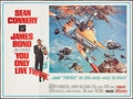 "Movie Posters:James Bond, You Only Live Twice (United Artists, 1967). Subway (44.5"" X 59"").James Bond.. ..."