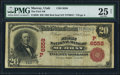 Murray, UT - $20 1902 Red Seal Fr. 639 The First NB Ch. # (P)6558