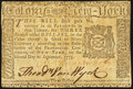 Colonial Notes:New York, New York September 2, 1775 $3 Fine-Very Fine.. ...