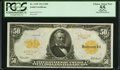 Large Size:Gold Certificates, Fr. 1199 $50 1913 Gold Certificate PCGS Apparent Choice About New55.. ...