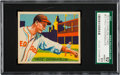 Baseball Cards:Singles (1930-1939), 1934-36 Diamond Stars Fritz Ostermueller, 1935 Blue #73 SGC 92 NM/MT+ 8.5 - Pop Two, None Higher....