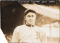 Baseball Collectibles:Photos, 1910 Ty Cobb Original Photograph by Brown Brothers....