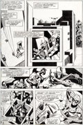 Original Comic Art:Panel Pages, Ross Andru, Mike Esposito, and Dave Hunt Amazing Spider-Man#159 Page 6 Original Art (Marvel, 1976)....