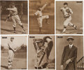 Baseball Cards:Lots, 1909-13 M101-2 Sporting News Supplements Collection (26). ...