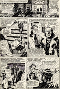 Original Comic Art:Panel Pages, John Byrne and Terry Austin X-Men #135 Story Page 6 OriginalArt (Marvel, 1980)....