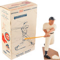 Baseball Collectibles:Hartland Statues, Vintage 1958-62 Hartland Roger Maris With Original Retail Box. ...