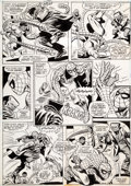 Original Comic Art:Panel Pages, Ross Andru, Mike Esposito, and Dave Hunt Amazing Spider-Man#159 Page 2 Doctor Octopus Original Art (Marvel, 1976)...