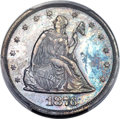 Proof Twenty Cent Pieces, 1876 20C PR63 PCGS....