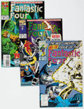 Modern Age (1980-Present):Superhero, Fantastic Four Box Lot (Marvel, 1993-97) Condition: AverageVF/NM....