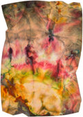 Post-War & Contemporary:Abstract Expressionism, Sam Gilliam (b. 1933). Untitled, 1971. Mixed media onhandmade wove paper. 35-1/2 x 26 inches (90.2 x 66 cm). Signedand...