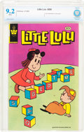 Modern Age (1980-Present):Humor, Little Lulu #260 (Whitman, 1980) CBCS NM- 9.2 White pages....