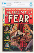 Golden Age (1938-1955):Horror, Haunt of Fear #15 (EC, 1952) CBCS VF 8.0 Cream to off-whitepages....