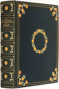 Books:Literature Pre-1900, [Featured]. Percy Bysshe Shelley. LIMITED. The Lyrical Poems andTranslations of Percy Bysshe Shelley. London: Chatt...