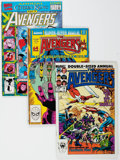 Modern Age (1980-Present):Superhero, The Avengers Annual #14 and 17-21 Box Lot (Marvel, 1985-92)Condition: Average VF/NM....