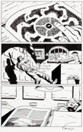 Original Comic Art:Panel Pages, Darwyn Cooke DC: The New Frontier Book #3 Page 64 OriginalArt (DC, 2004)....