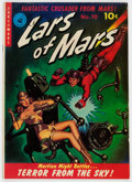 Golden Age (1938-1955):Science Fiction, Lars of Mars #10 (Ziff-Davis, 1951) Condition: VG+....