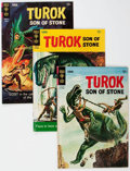 Silver Age (1956-1969):Adventure, Turok, Son of Stone Group of 14 (Gold Key, 1966-69) Condition: Average VG+.... (Total: 14 Comic Books)