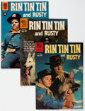 Silver Age (1956-1969):Adventure, Rin Tin Tin Group of 16 (Dell, 1956-61).... (Total: 16 Comic Books)