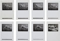 Baseball Cards:Sets, 1963 Topps Monster Flip Movies Creature From The Black Lagoon Production Proofs (32). ...