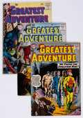 Silver Age (1956-1969):Adventure, My Greatest Adventure/Doom Patrol Group of 13 (DC, 1959-63) Condition: Average GD.... (Total: 13 Comic Books)